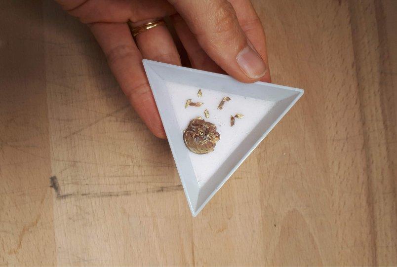 El proceso de creación del anillo 'La Isla' de MIGAYO
