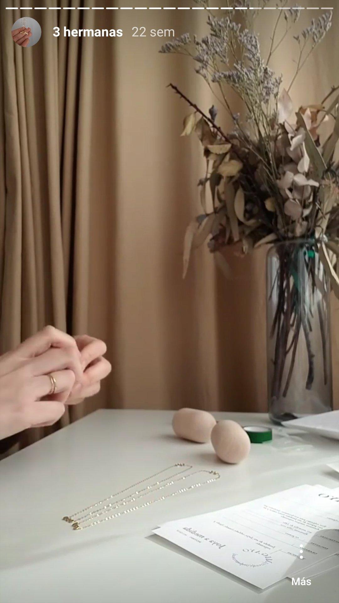proceso colgantes de migayo
