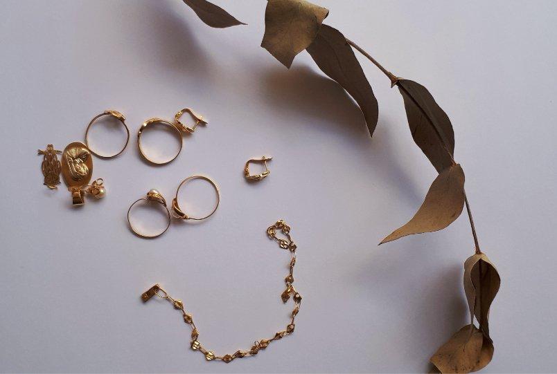 El oro de la infancia de Elena - Migayo, joyas con historia