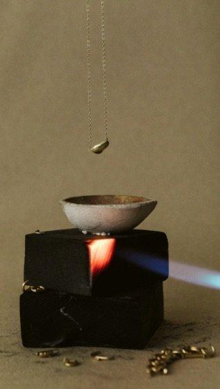 Transformar oro heredado en el taller de joyería MIGAYO