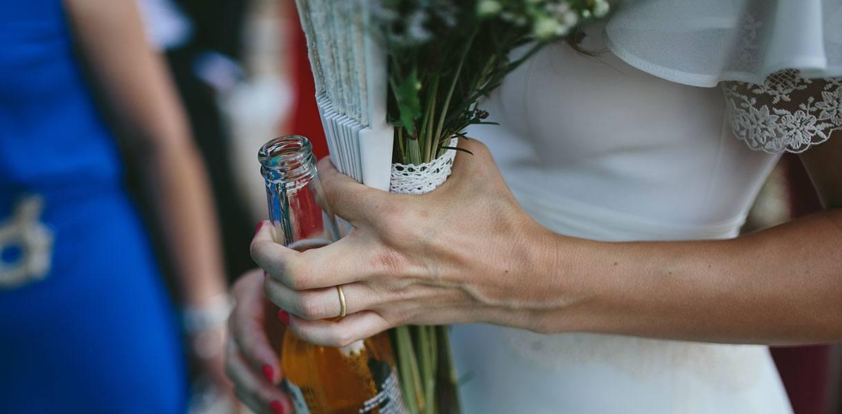 alianza de boda migayo